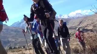 Festival del Andinismo Cordillera Blanca 2016