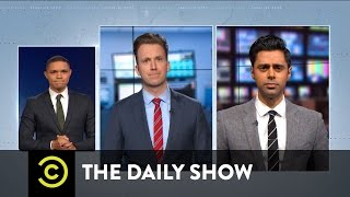 Ted Cruz or Donald Trump: Who's Marginally Less Awful?: The Daily Show