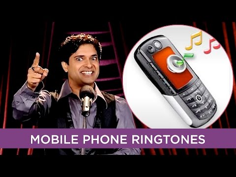 Deepak Raja Talks About Mobile Phone Ringtones