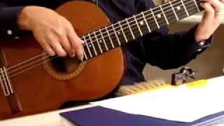 Đêm Lạnh. Phạm Trọng Cầu. Guitar Trémolo. Métro ở Paris