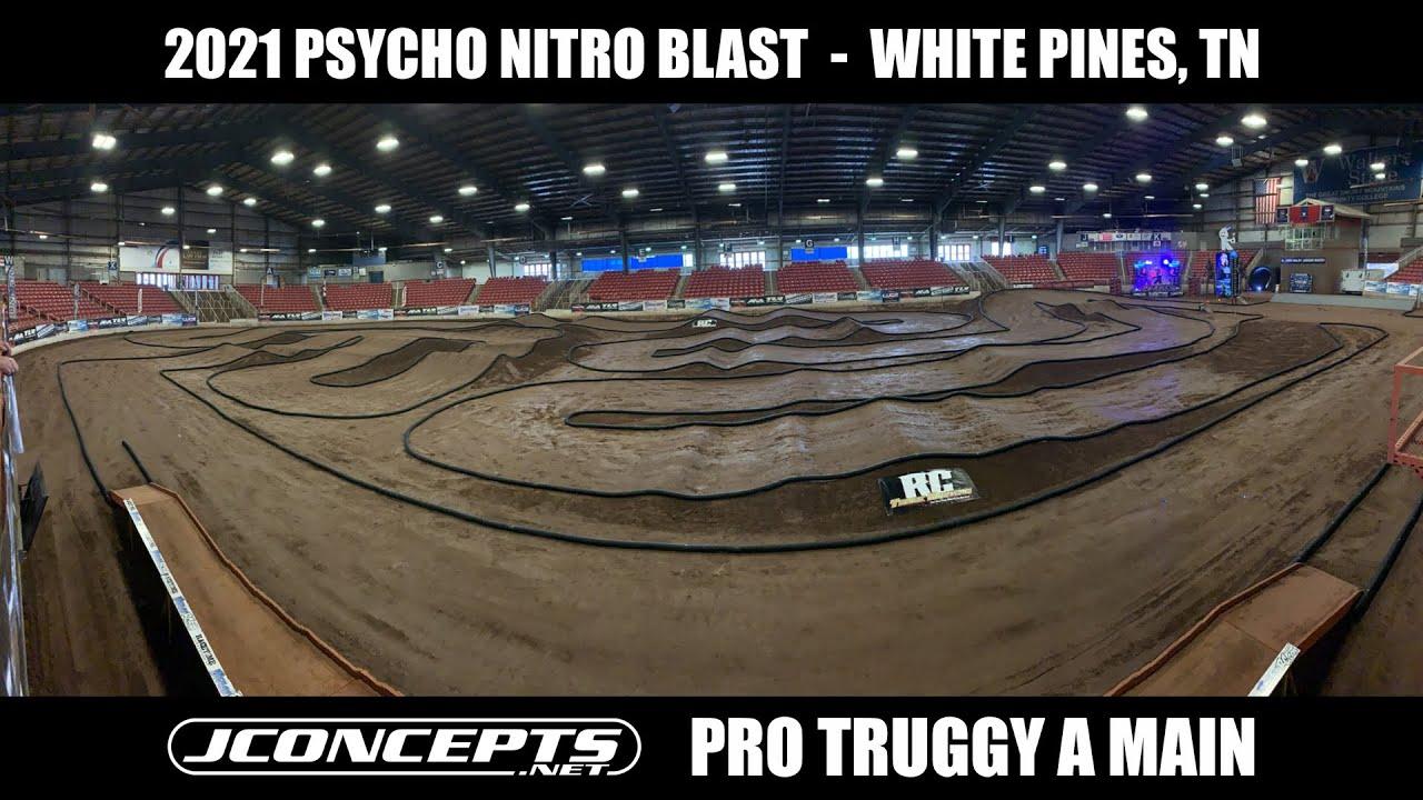 Download 2021 Psycho Nitro Blast -  Nitro Truggy A Main Race