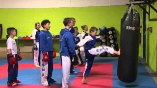 Rivals Gym Kids Class