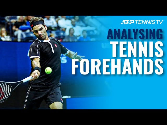 Analysing ATP Tennis Players' Forehands!