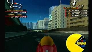Ridge Racer V: Pac-Man GP