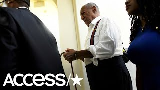Bill Cosby Sentenced To Prison: Celebs React! | Access