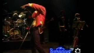 "Burning Spear - ""Institution"" Live 1981, Rockpalast"