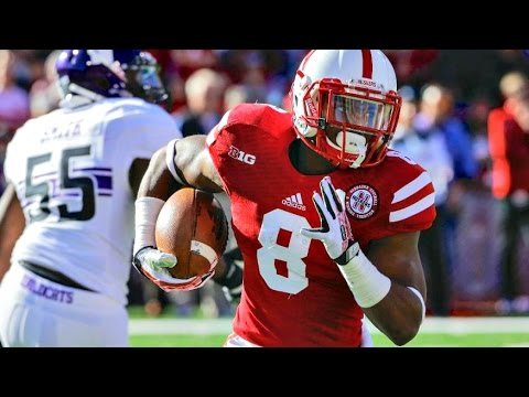 Ameer Abdullah | Nebraska | Highlights 2014 | HD |