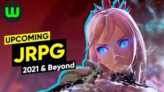 Top 15 Upcoming JRPGs of 2021 and Beyond (PC Switch PlayStation Xbox)