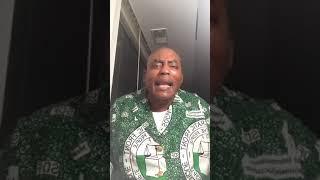 CE MILITANT DU PARTI DU CAMEROUN SDF TRÈS EN COLÈRE