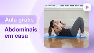 exercícios para fazer em casa abdominais namu fit 02