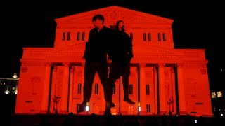 Би-2 feat. Oxxxymiron — Пора возвращаться домой («Круг света», Театральная площадь)