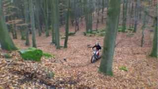 Josef Dressler's autumn trial ride
