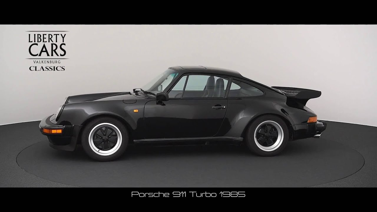 Porsche 911 turbo 1985 youtube vanachro Image collections