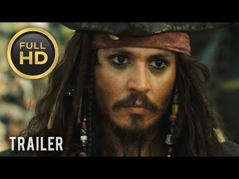 🎥 PIRATES OF THE CARIBBEAN: AT WORLD'S END (2007) | Full Movie Trailer in HD | 1080p