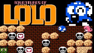 Adventures of Lolo (FC)