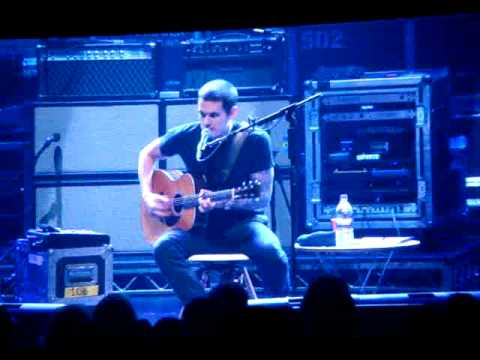 "John Mayer ""Your Body Is A Wonderland"""
