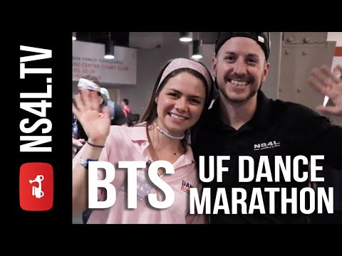 NS4L BTS AT DANCE MARATHON AT UF | NS4L.TV | E143