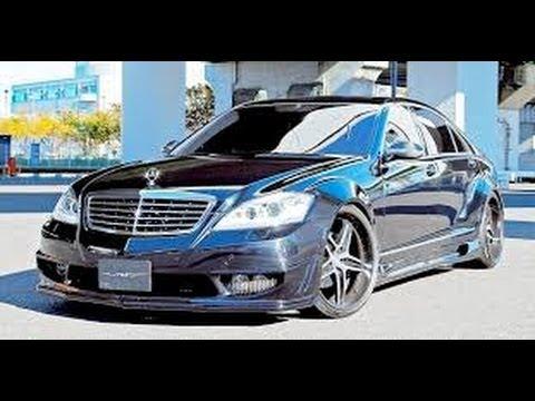 Mercedes Benz S500 w221 Тест драйв Anton Avtoman