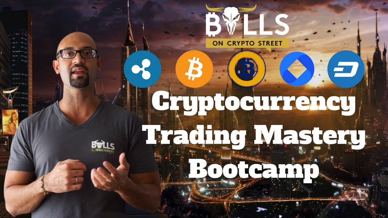 cryptocurrency trading workshop