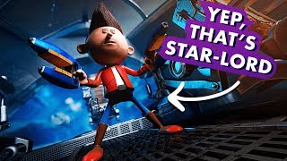 Behind the Scenes of Guardians of the Galaxy: Mission Breakout! | Earth's Mightiest Show