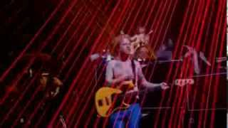Biffy Clyro Live at Reading - Skylight