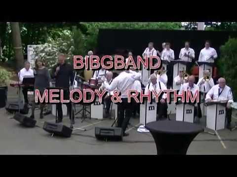 Bigband Melody  Rhythm Engbergen 11 juni 2017