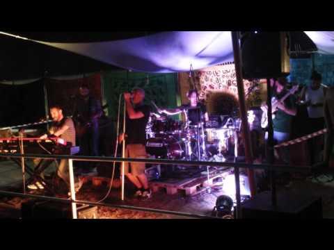 """Free Jam - """"Come together"""" - afro funk version - live @ Polisportiva Portogaribaldi"""