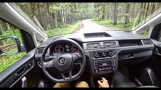 VW Caddy TDI | Test Drive #006