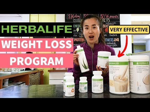 Herbalife Weight Loss Program | 1 Month