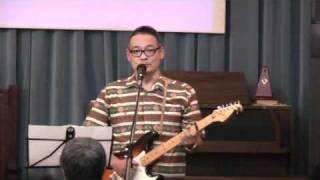 2010年8月29日 特別賛美 「勝利の旗」 孝子&恵次.