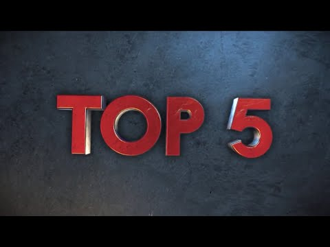 (BEST) ★ Top 5 FREE TECH Intro Templates ★ - AFTER EFFECTS, SONY VEGAS, CINEMA 4D