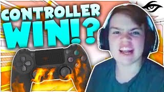 Mongraal | GOATED ON THE STICKS?! (Fortnite Controller Solo Arena)
