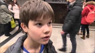 Максим Чечнев с друзьями в Москве. По городам и странам 2016