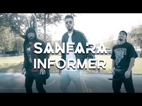 Sanfara - Informer (Clip Officiel)