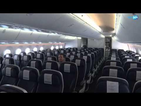 Boeing 787 Dreamliner: uitgebreide en exclusieve beelden