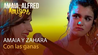 Amaia, Alfred y Amigos | Zahara canta con Amaia - Con las ga...