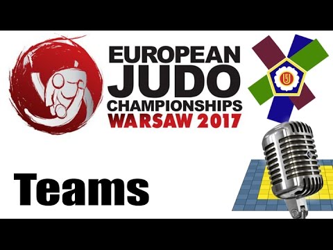 European Judo Team Championships Warsaw 2017