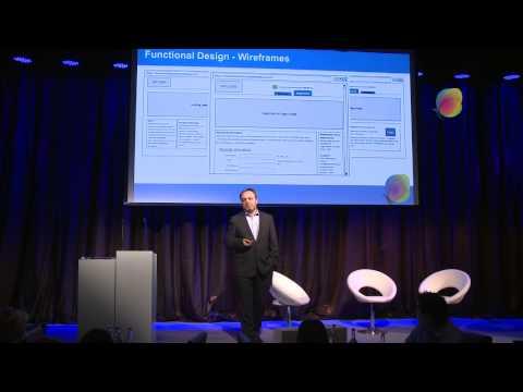 LiveTech 2013 Bespoke event registration management, Yalcin Kaplan