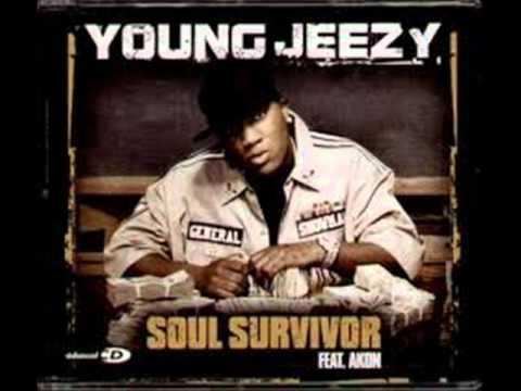 Young Jeezy Feat Akon Soul Survivor