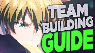 Grand Summoners - Beginners Guide - Team Building Guide
