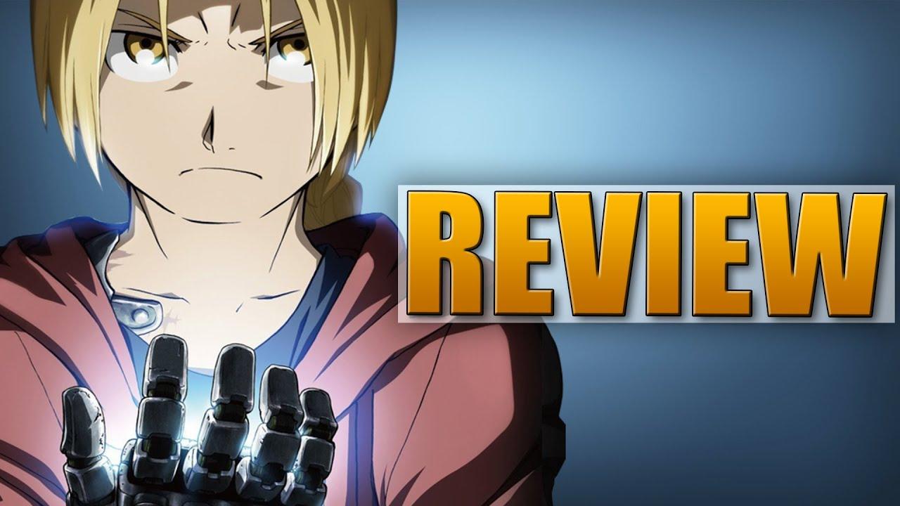 Fullmetal Alchemist Brotherhood Review [German / Deutsch ...