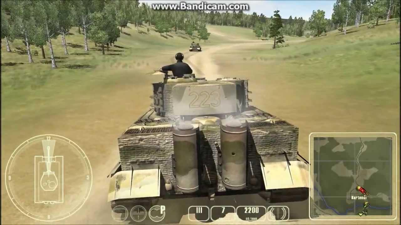 WWII Battle Tanks: T-34 vs TIGER