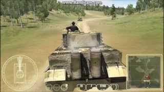 WWII Battle Tanks: T-34 vs TIGER