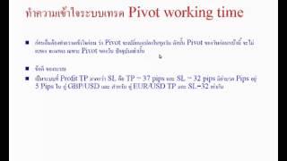 ระบบเทรด forex Pivot working time ระบบเทรดง่ายๆ
