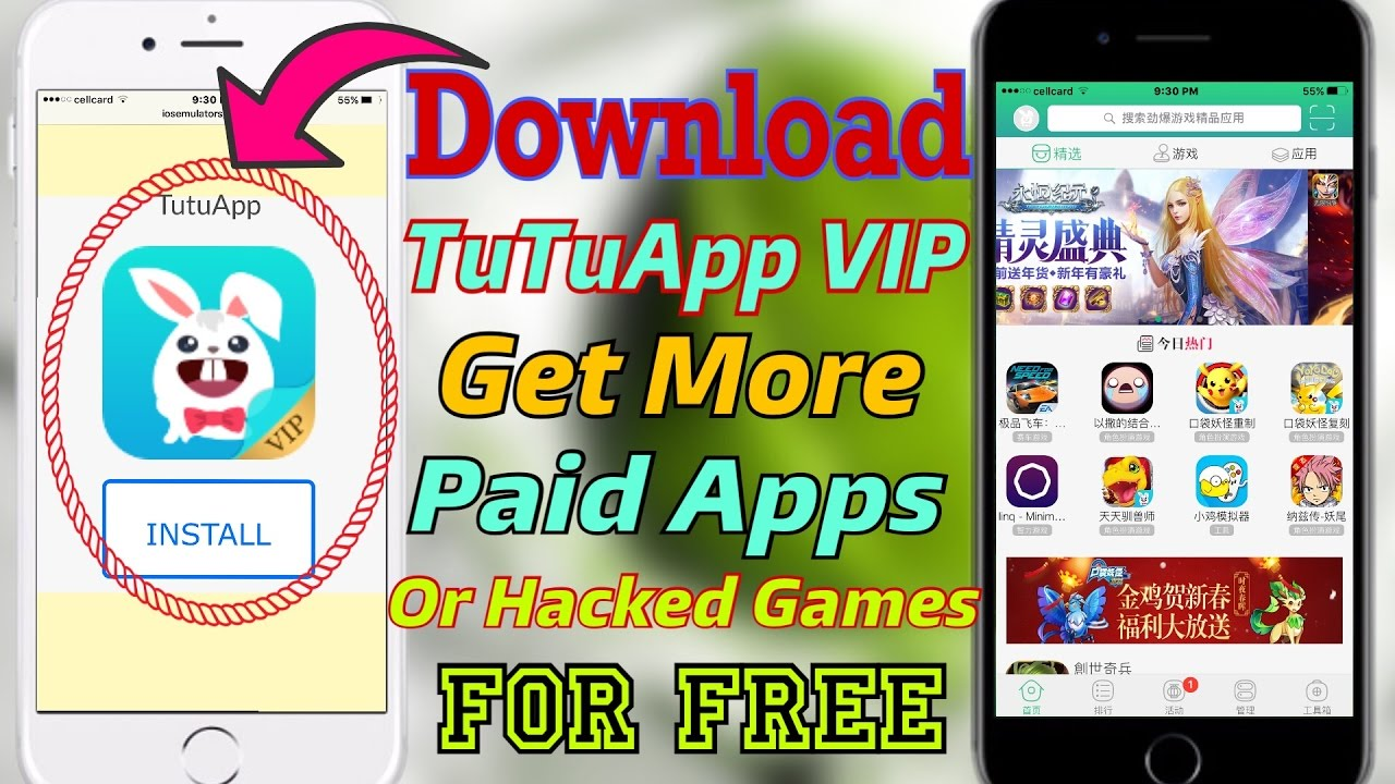 Download hack game ios no jailbreak | How to Install Hacked ++ Apps