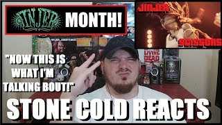 """Stone Cold Reacts: """"Scissors"""" by Jinjer (Jinjer Month, Day 10!)"""