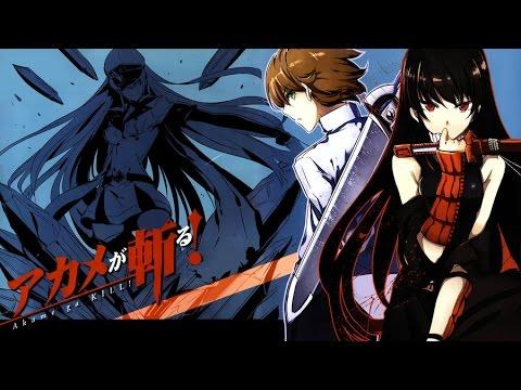 [GC][Vietsub+Kara+Kanji] Akame ga Kill! Ending {Konna Sekai, Shiritakunakatta - Miku Sawai}