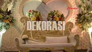 Christal Decoration Surabaya (Event Organizer Wedding )
