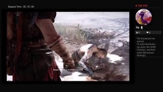 God Of War Gameplay