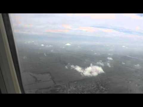 Transavia Emergency landing Schiphol (Part 1)